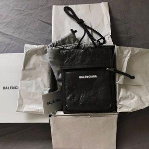 Balenciaga explorer pouch bag